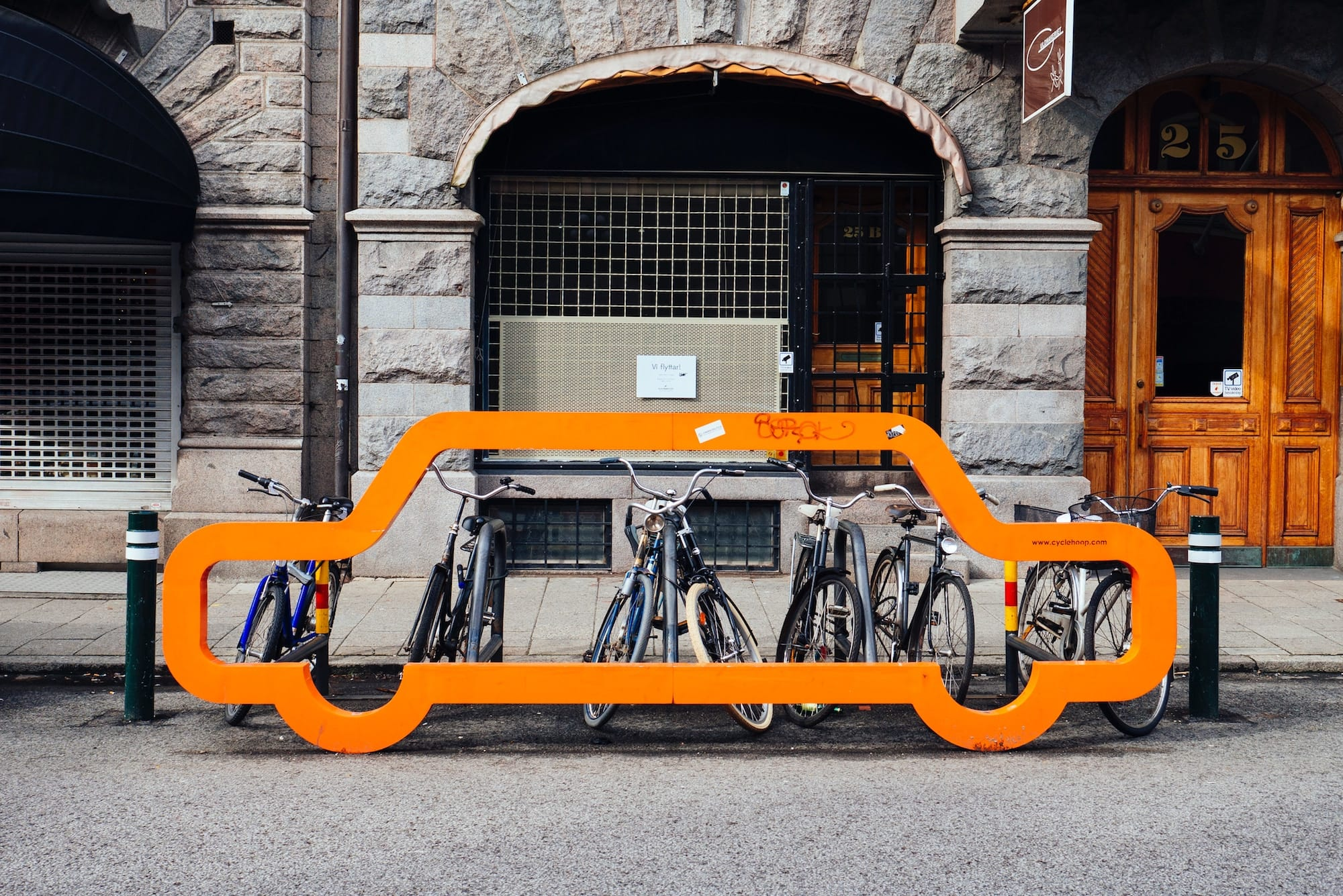 bikeshare in a city