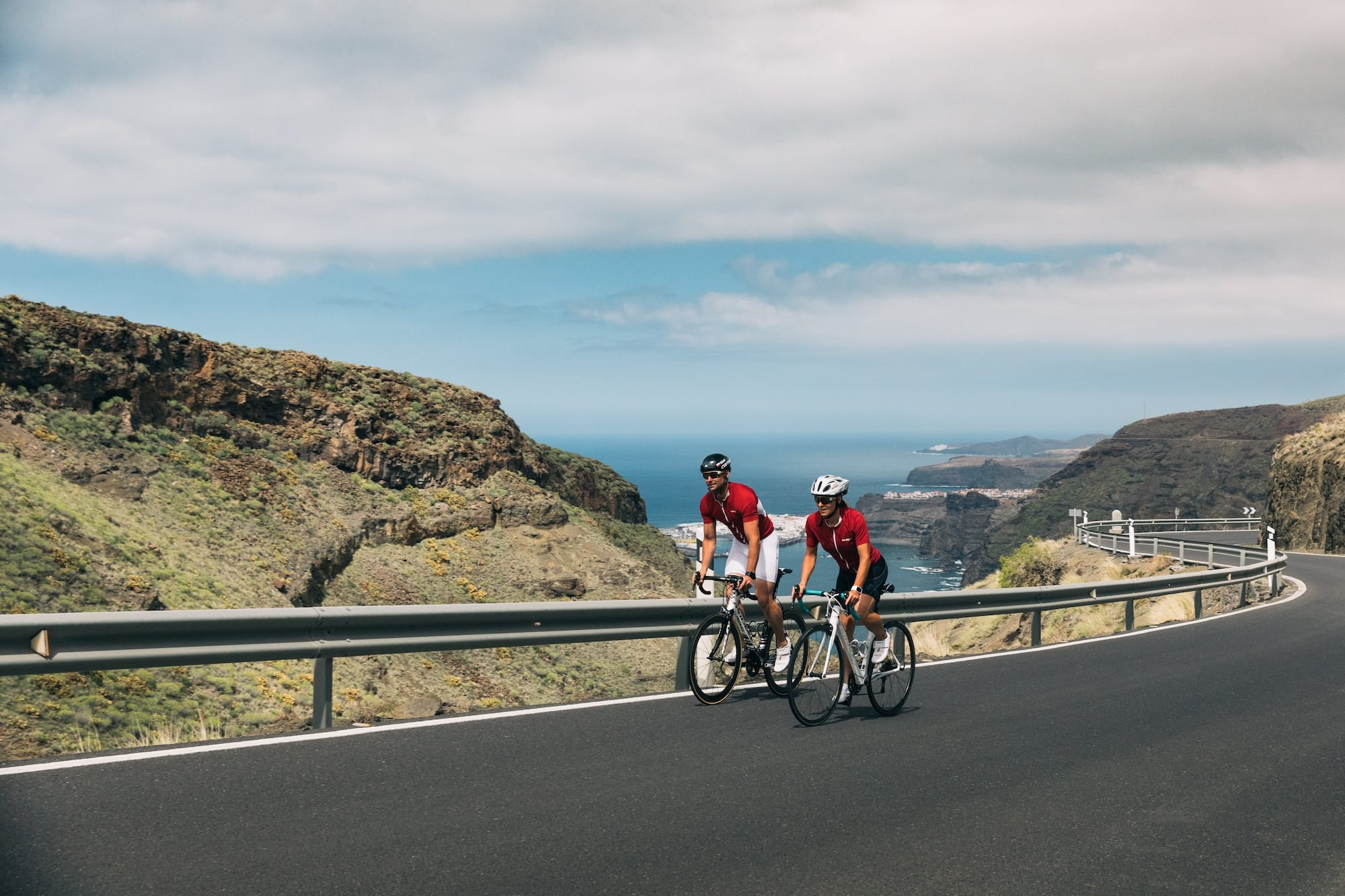 how to get faster on bike tips