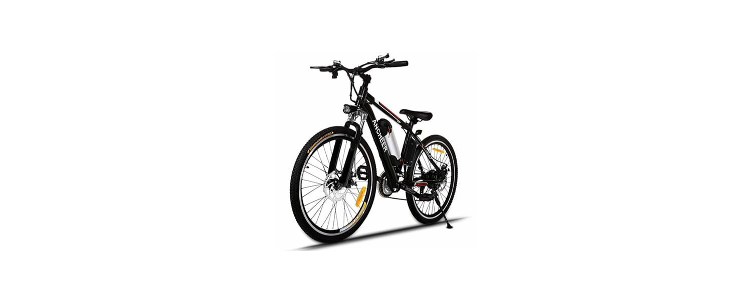 Ancheer Electric Mountain Bike