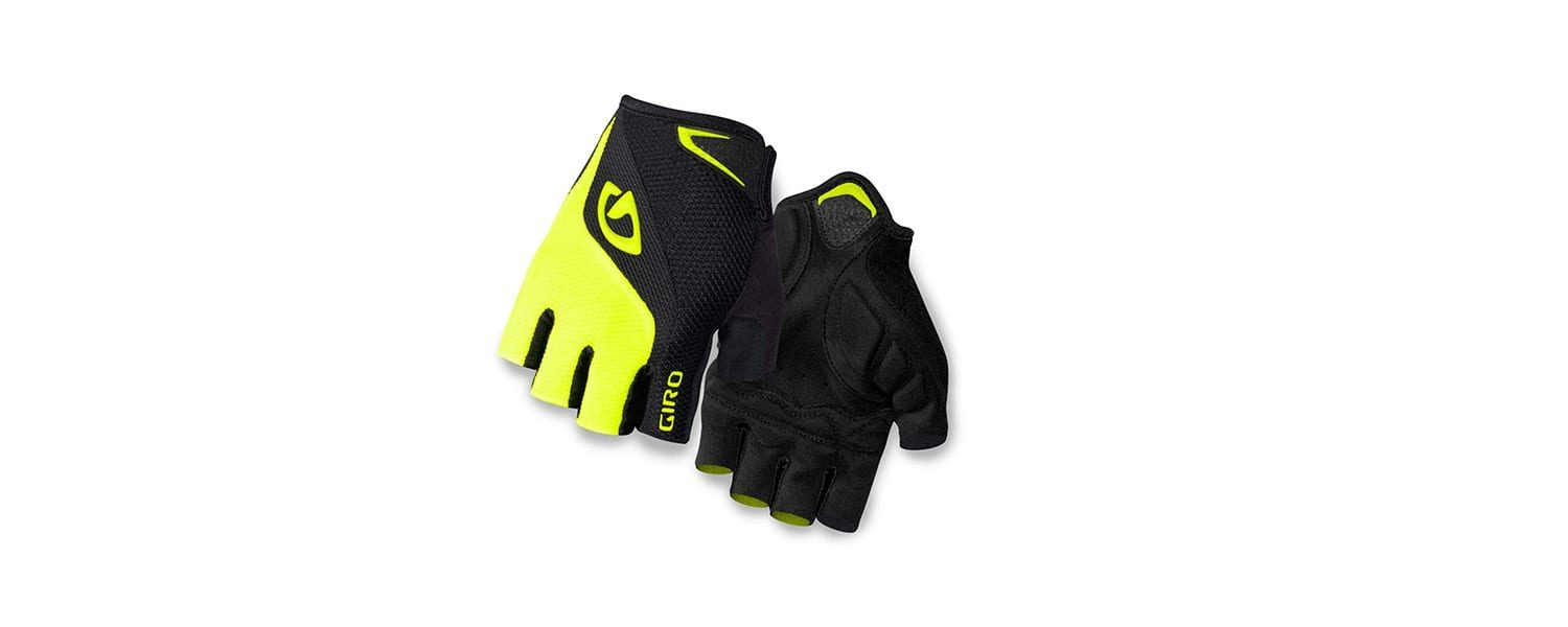 Giro Bravo Biking Gloves