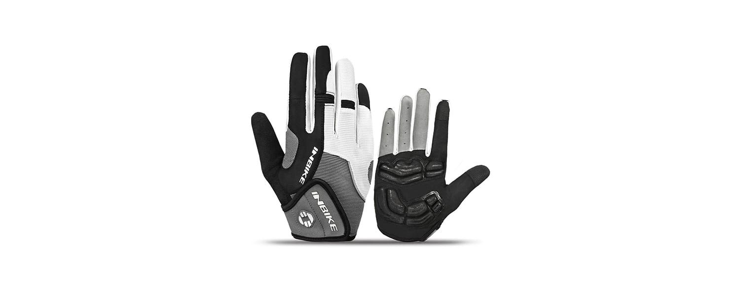 INBIKE Gel Padded Bike Gloves