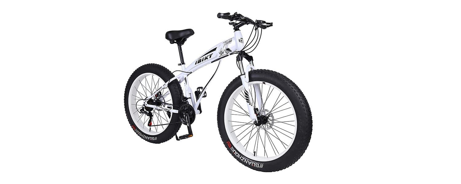 Ibiky Fat Tire Mountain Bike