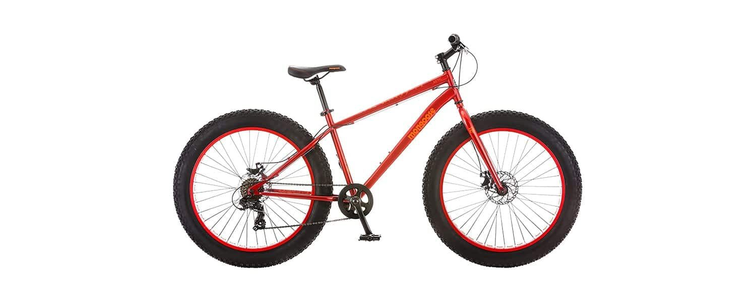 Mongoose Aztec Fat Tire Bike