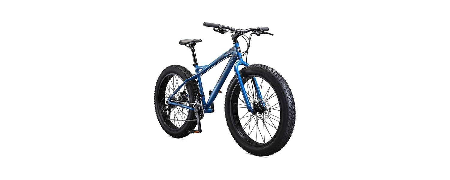 Mongoose Juneau Fat Tire Bike