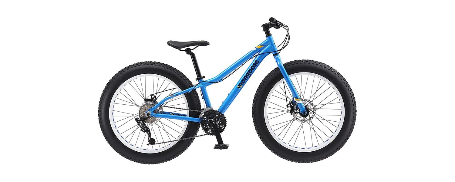 Mongoose Vinson Fat Tire Mountain Bike
